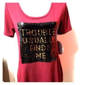 Women's Harry Potter Size Medium Shirt